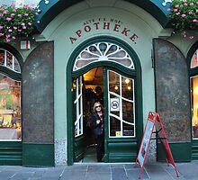 Apotheke Shop by Karen E Camilleri