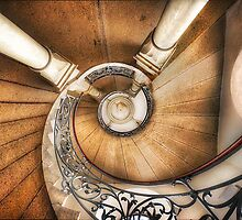 St Luke's Spirals by Luke Griffin