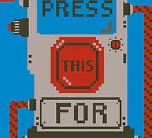 Press Here For Awesome by Kevin Wilson