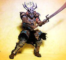 ©DA Samurai I by OmarHernandez
