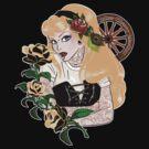 Tattooed Aurora by Miss Cherry  Martini