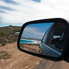 Driving away from paradise by BeccE