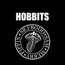 The Hobbits IPhone by loku