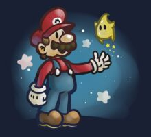 All-Star Mario by berardbro