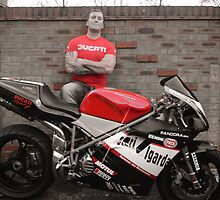 Ducati 748 Bike by max  randall
