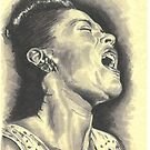 Billie Holiday by tonito21