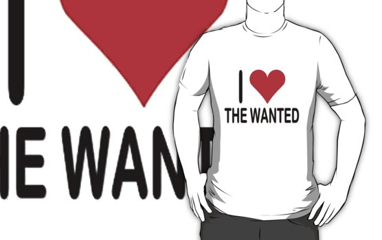 The Wanted by KMayhew94