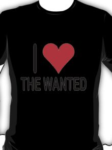 The Wanted T-Shirt