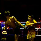 Muay Thai by Maximilian Ammann
