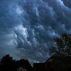 Weather Chaos in Suburbia by kgarlowpiper