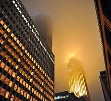 Wells Fargo Center - Minnesota by Graham Taylor