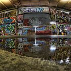 Warehouse Graffiti by tiptoncreative