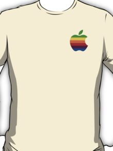 Apple Rainbow T-Shirt
