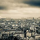 Paris II by Kimmo Savolainen