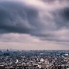 Paris I by Kimmo Savolainen