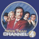 Channel 4 News Team by IvanLy