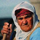 Kurdish woman by Adam Asar