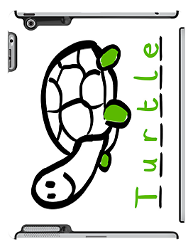 Draw Draw Turtle by DrawDraw