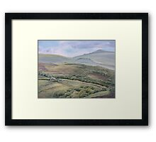 View Nearby The Dartmoor Inn, Merrivale, Devon Framed Print