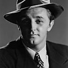 Robert Mitchum iPad Case by ipadjohn