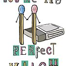 Perfect match by Lauren Hughes