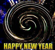 Happy New Year by GalleryThree