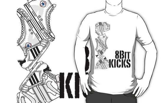 8 Bit Kicks by Victor  Dandridge