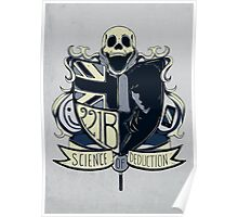 Consultant's Crest - Prints, Stickers, iPhone & iPad Cases Poster