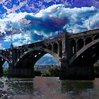 Wrightsville Bridge by MidnightAkita