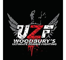 Woodbury Ultimate Zombie Fighter Photographic Print