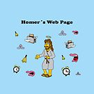 Homer Web IPad by loku