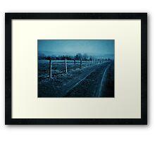 Homeward-bound Framed Print