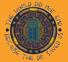Mayan Calendar Doctor Who by Tardis53