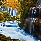 Duden Waterfalls by Baki Karacay