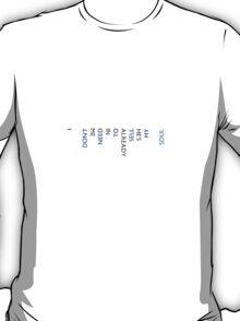 I wanna be adored T-Shirt