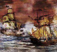 Corsairs by Stefano Popovski