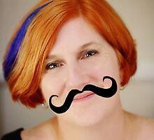 Rosemary grows a Mo for Movember by Community  Curators
