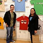 Theepiceffect &amp; a Wall of T-shirts by Community  Curators