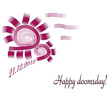 Happy Doomsday by Tatyana Dobernik