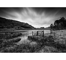 BleaK Tarn Photographic Print