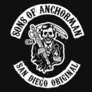 Sons of Anchorman by Brandon Wilhelm