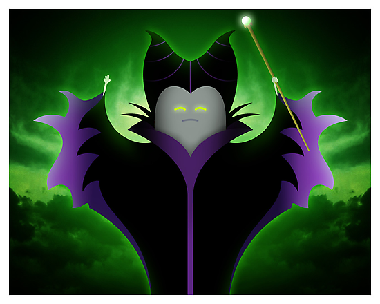 Maleficent by SuperLombrices