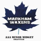 Markham Waxers Draft Year Home by CarryOnWayward