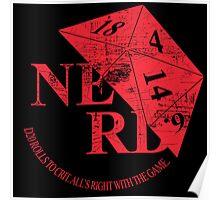N.E.R.D. Poster