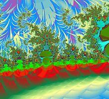 Christmas Island by James Brotherton