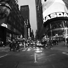NYC Times Square by pr0digal