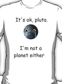 Poor Pluto T-Shirt