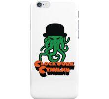 Clockwork Cthulhu iPhone Case/Skin