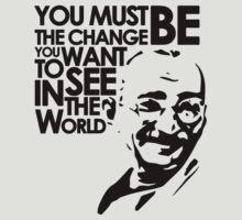 Gandhi by B Loyola