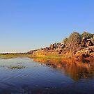 The magic of Arnhem Land - Cooper Creek scene by georgieboy98